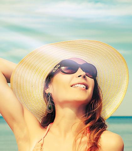 Sun Face Cream Oil Free Texture